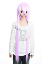 W-116 Vocaloid gackpoid VIOLA PURPLE type-H versione 90cm Pony Cosplay Parrucca Wig