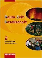 Raum - Zeit - Gesellschaft: Ausgabe für Rheinland-Pfalz:... | Buch | Zustand gut