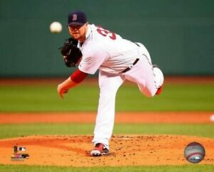 "Jon Lester Boston Red Sox MLB Action Photo (Size: 8"" x 10"")"
