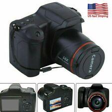 Digital Camera 2.4 Inch TFT LCD Screen HD 16MP 1080P 16X Zoom Anti-shake US