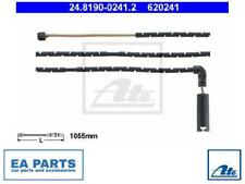 WARNING CONTACT, BRAKE PAD WEAR FOR BMW ATE 24.8190-0241.2