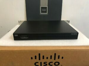 CISCO ISR4321-V/K9 Gigabit Voice Router ISR 4321 uck9 License Bundle READ DESC