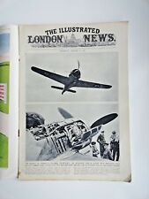 The Illustrated London News - Saturday August 15, 1942