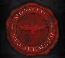 MONO INC. - NIMMERMEHR  CD  12 TRACKS  ALTERNATIVE ROCK / METAL  NEU