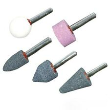 Mounted Stone Drill Bit Set Grinding Router 5pce