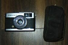 Olympus Trip 35 Film Camera Black D. Zuiko 40mm f/2.8 from Japan