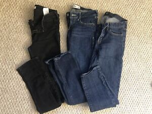 Hollister And J Crew Jeans Bundle