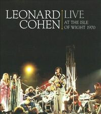 Leonard Cohen - Live At The Isle of Wight (CD/DVD) (Audio CD - 2009) - Live NEW