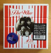 The Who The 1st Singles Box CD Box Set