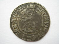 1502-9 Henry VIII Halfgroat York mint GF