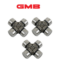 BMW 1602 2002 2002tii 318i 320i 325 Universal Joint Set of 3 NEW 26 11 1 105 398