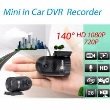 Mini 1080P HD Car Vehículo Cámara Auto Coche DVR Accidente Video Grabadora