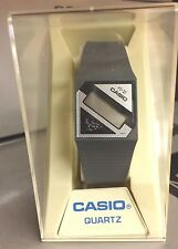 CASIO FS-21 LCD Vintage Digital Retro Watch Collector real rare vintage PELA NEW