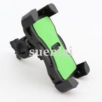 Universal Bicycle Motorcycle Bike Handlebar Mount Holder For Cell Phone US