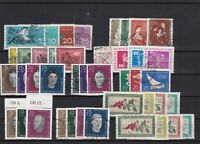 germany DDR mnh+used stamps ref 12504