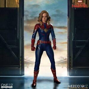 Captain Marvel 16 cm Mezco Toys