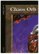 MTG 1 X PIECE ONE OF 9 FOR CHAOS ORB PUZZLE OVERSIZED