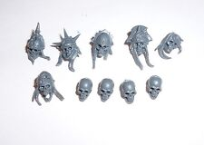 Warhammer Age of Sigmar Vampire Counts Skeletons Heads A - G393