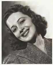 OLIVIA DE HAVILLAND Original Vintage Photograph 1940's by SCOTTY WELBOURNE