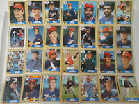 1987 Topps Minnesota Twins Team Set of 28 Baseball Cards