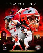 YADIER MOLINA ~ 8x10 Color Photo Picture Collage ~ St. Louis Cardinals