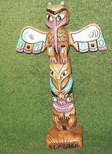 Alaska Thunderbird Totem Pole
