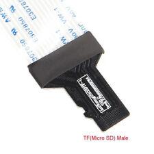 TF Micro SD Tarjeta Sd a Adaptador De Cable De Extensión Extensor De Plástico + FFC flexible