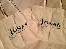 JONAK: JOLI SAC TOILE POUR RANGER OU PROTÉGER CHAUSSURES OU BOTTES