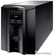 Dell DLT1500 Smart UPS - 1000 Watts - AC 120V - USB - Black