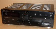 JVC STEREO INTEGRATED AV AMPLIFIER AMP AX-V4 DOLBY PRO-LOGIC RM-SR777