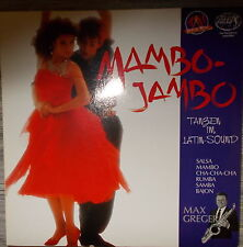 LP MAX Greger Mambo-JAMBO ballare nel Latin-sound, MINT-cleaned POLYDOR 837929-1