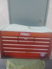 Snap on tool box drawer