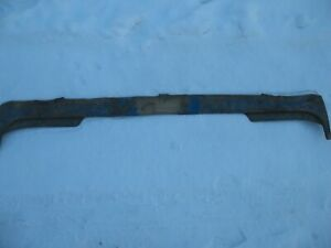 1967 1968 1969 PLYMOUTH BARRACUDA FRONT VALANCE OEM (poor condition)