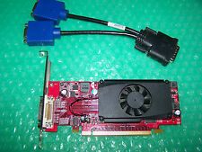 NVIDIA GeForce 310 512MB Dual Monitor PCIe Graphics Card + Cable, Win7