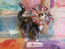 """""""Jemima"""" Original WhimsiClay by Amy Lacombe. Other 'Cats' characters too."""