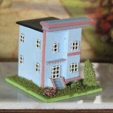 Dollhouse ARTISAN DOLLHOUSE SIGNED Miniature Artist Handmade Doll House 1:144