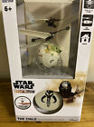 NEW IN BOX Star Wars The Mandalorian The Child Baby Yoda Helicopter UFO Disney