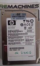 "HP DG146BB976 146GB 2.5"" SAS Server Hard Drive Tested 430165-003  FREE SHIP!"