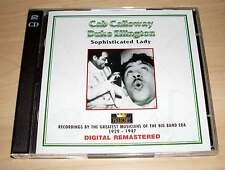 Cab Calloway - Duke Ellington - Sophisticated Lady - CD Album 2 CDs Doppelalbum