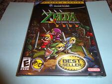The Legend of Zelda: Four Swords Adventures  (Nintendo GameCube, 2004) new gc