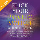 """""""Flick Your Psychic Switch"""" Audio Book 7 Disc Set"""
