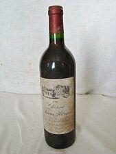 """bouteille de 75cl """"Pauillac"""" 1990 """"Chateau Tour Pibran"""""""