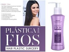 PLASTICA DOS FIOS HAIR PRIMER 5 IN 1 STRAIGHT SMOOTH PRE-STYLING LEAVE IN 110ml