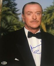 Michael Caine signed autographed 11x14 photo Dirty Rotten Scoundrels Beckett COA