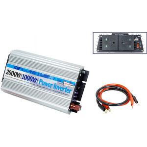 NEW Power Inverter 1000W Each