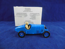 LLedo Days Gone 1933 MG Grand Prix Car in Blue Racing No. 5 Unapplied Labels