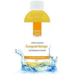 Orangenreiniger | Orangenölreiniger | 30% Orangenöl 1x 500ml  (1/L 35,80€ )