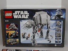 LEGO STAR WARS SET 8129 AT-AT WALKER RETIRED LIMITED EDITION W/Mini figures