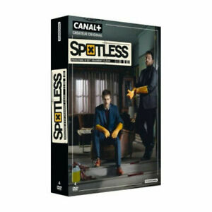 COFFRET 4 DVD - SPOTLESS / STUDIO CANAL, NEUF
