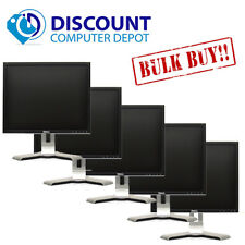 "Dell UltraSharp 1707-1708 17"" PC LCD Monitor (Grade-A Lot of 5)"